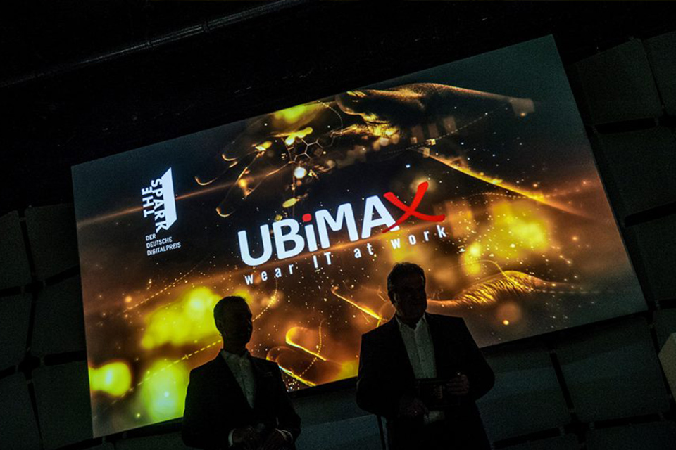 Ubimax at The Spark
